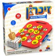 משחק זיכרון במעגלי היהדות