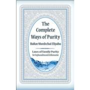 The Complete Ways of Purity דרכי טהרה באנגלית