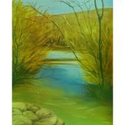 ציור - הירדן