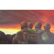 ציור - איילת השחר