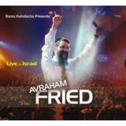 אברהם פריד בהופעה חיה