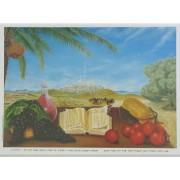 ציור - ברכת המזון