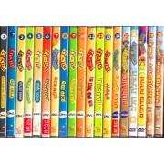 בגן של דודו מארז 19 דיסקים DVD