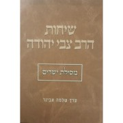 שיחות הרב צבי יהודה מסילת ישרים