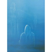 ציור - לפני ארון הקודש
