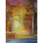 ציור - ירושלים של אור